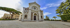 Immagine del virtual tour 'Casa Santa Rosa - sec. XI'